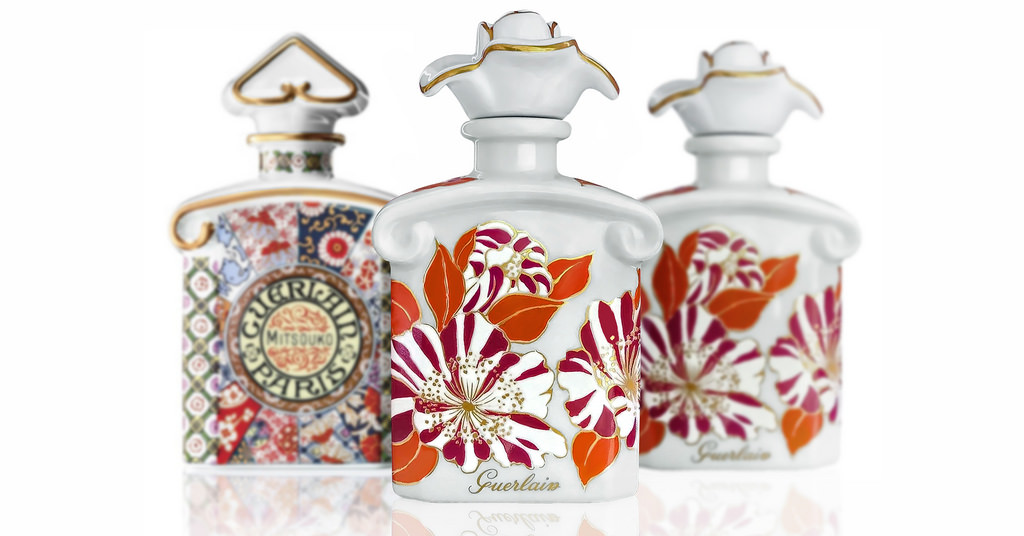 Guerlain Fall Flowers Porcelain Edition 2017