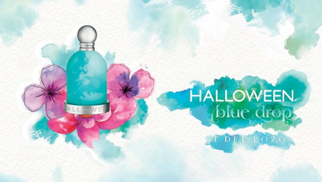 J Del Pozo Halloween Blue Drop Banner2a