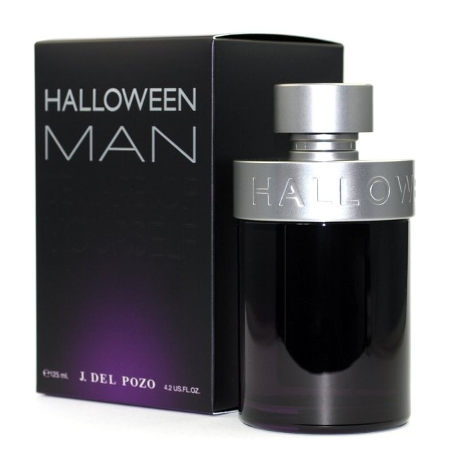 J Del Pozo Halloween Man bottle