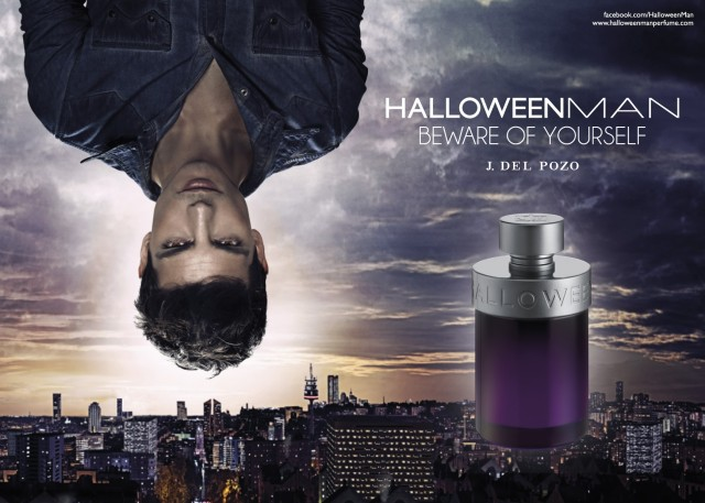 J Del Pozo Halloween Man Visual