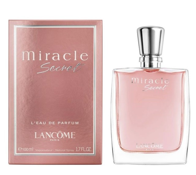 Lancôme Miracle Secret Bottle Box