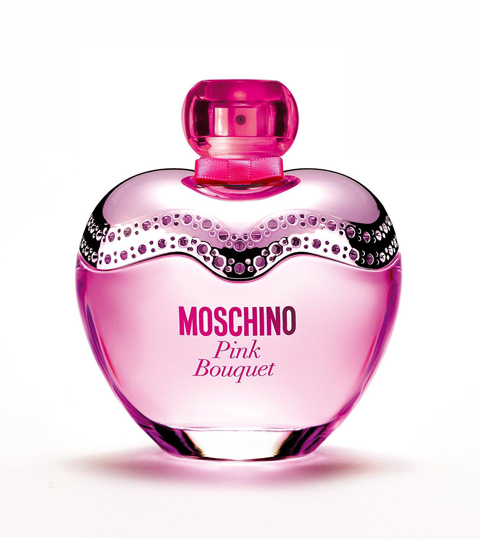 Moschino Pink Bouquet flacon