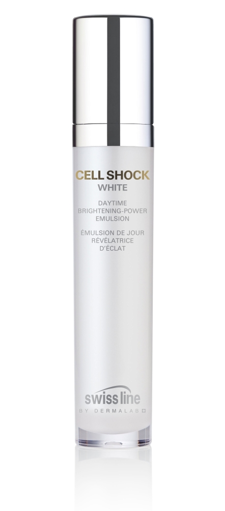 Swiss Line Cell Shock White Daytime Brightening-Power Emulsion