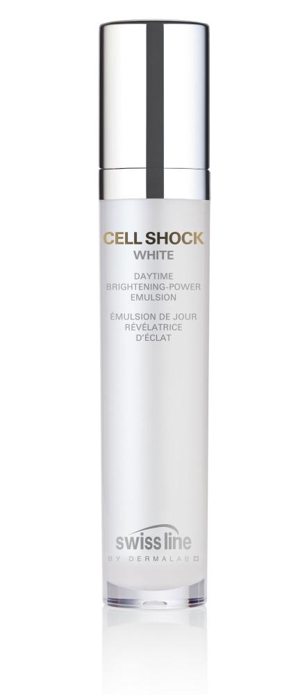 Swiss Line Cell Shock White Daytime Brightening-Power Emulsion