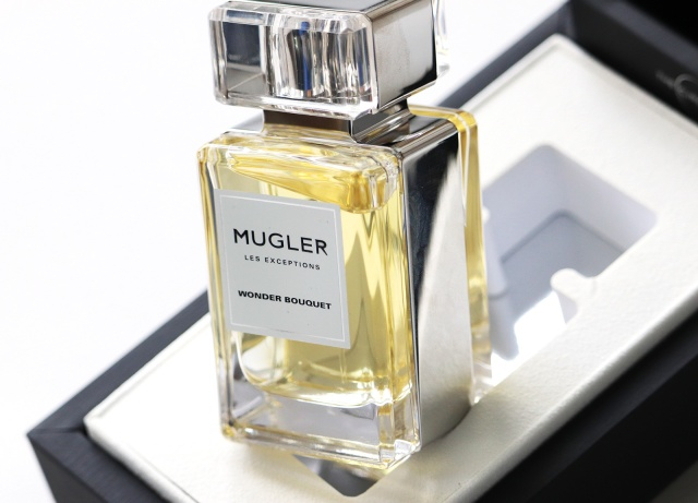 Thierry Mugler Les Exceptions Wonder Bouquet Flacon Box
