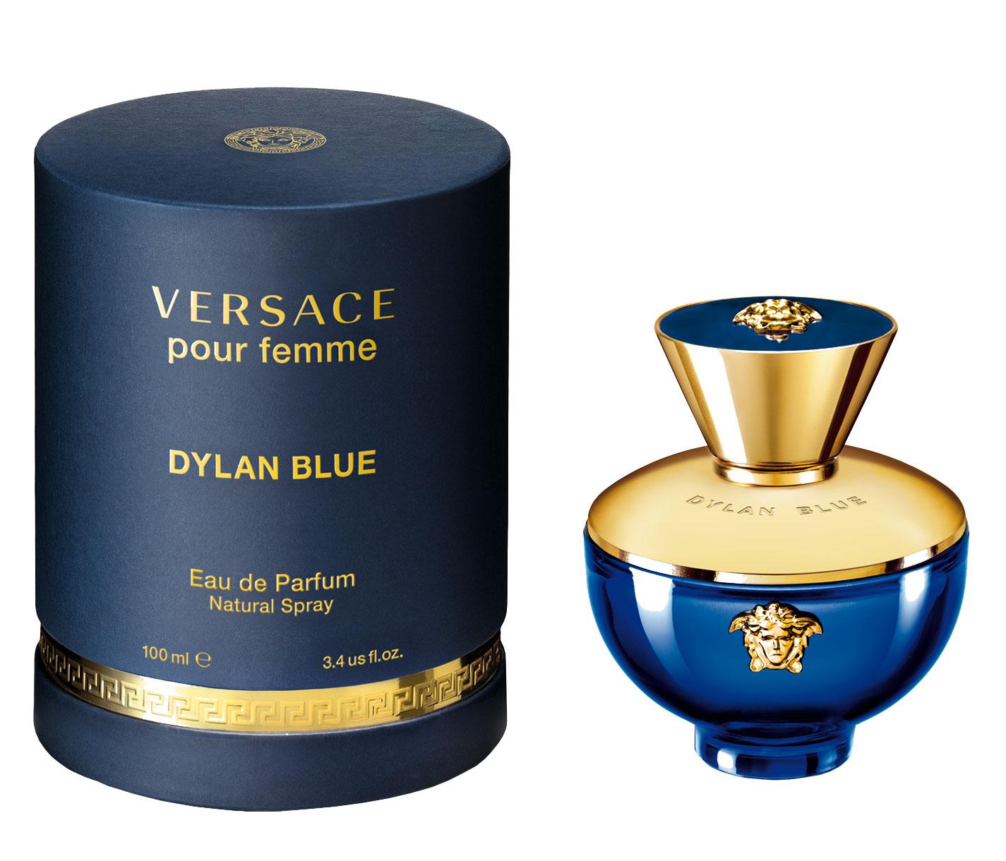 Versace Pour Femme Dylan Blue Flacon Box