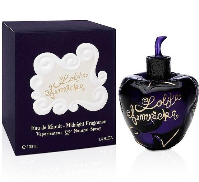 2012 Edition Illusions Noires Le Premier Parfum Eau de Minuit Flacon Box