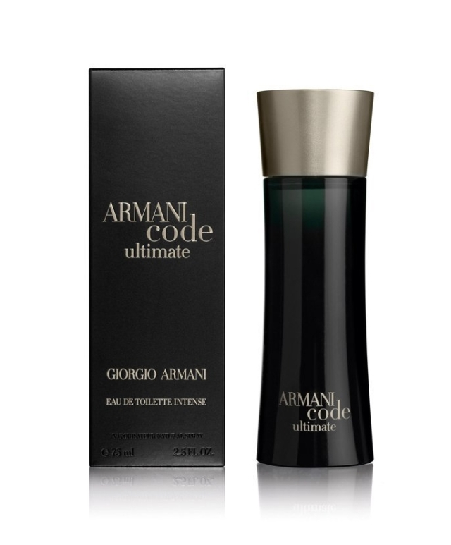 Armani Code Ultimate Flacon