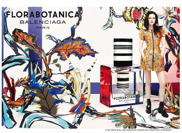 Balenciaga Florabotanica Banner