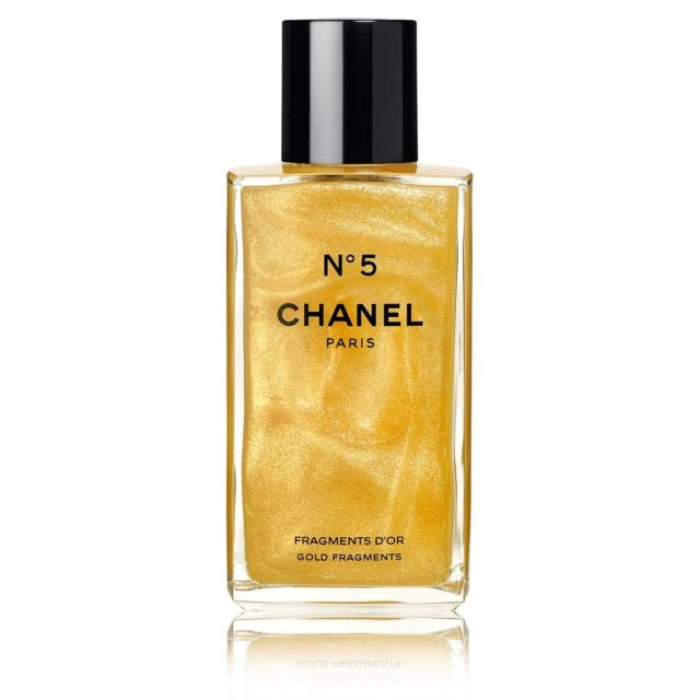 Chanel No.5 Fragments D'Or Flacon