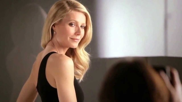 Gwyneth Paltrow the face for Hugo Boss Nuit Pour Femme Video