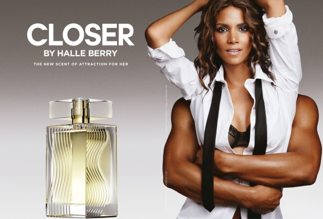 Halle Berry Closer Banner