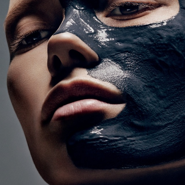 MAC Reset and Revive Charcoal Masque Banner.