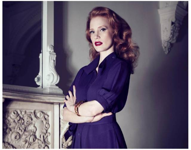 MANIFESTO by Yves Saint Laurent introduces proudly their new ambassadress Jessica Chastain