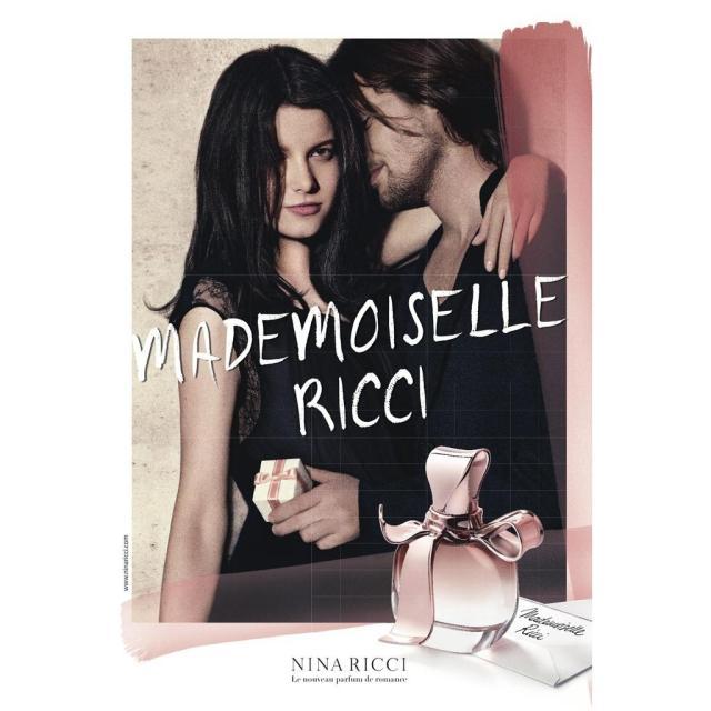 Nina Ricci Mademoiselle Ricci Banner2