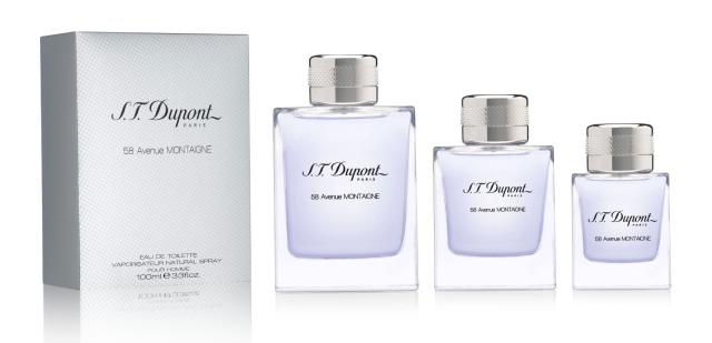 S.T. Dupont 58 Avenue Montaigne Pour Homme Flacons