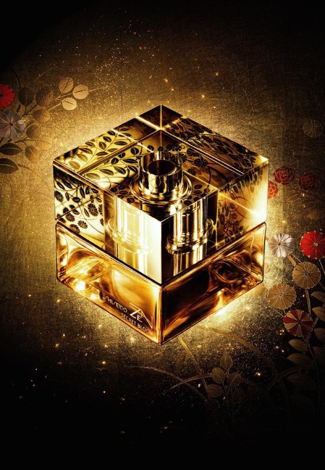 Shiseido Zen Secret Bloom Banner2