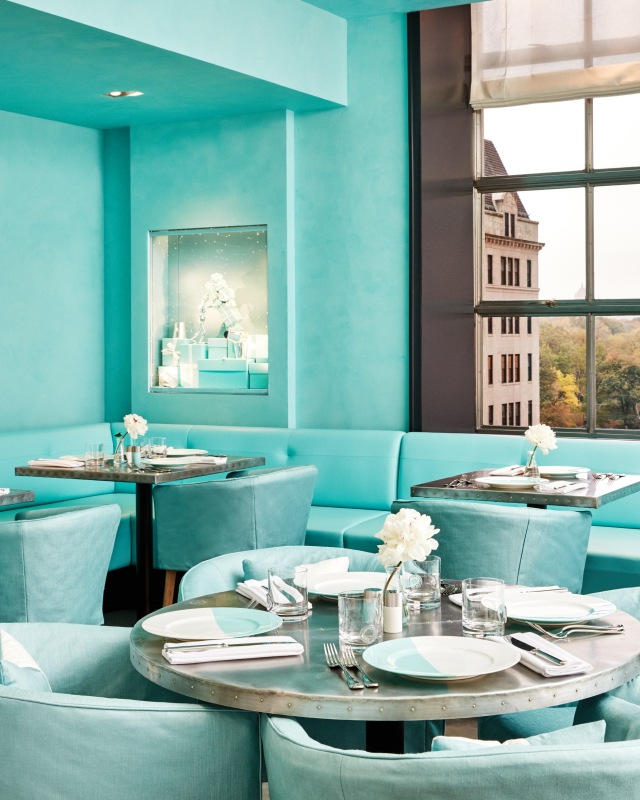 Tiffany & Co. Blue Box Cafe 3
