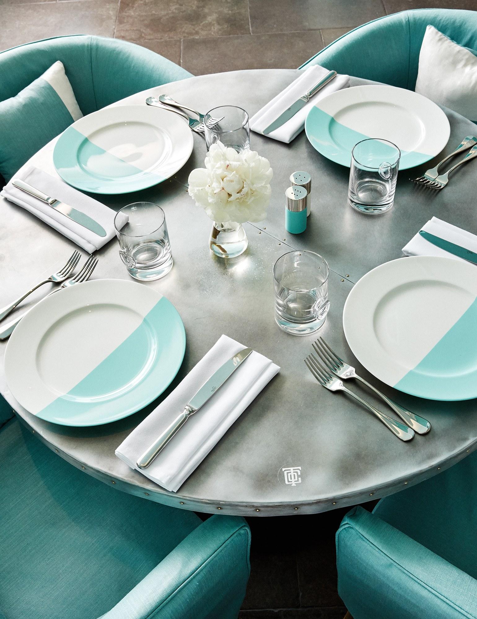 Tiffany & Co. Blue Box Cafe 4