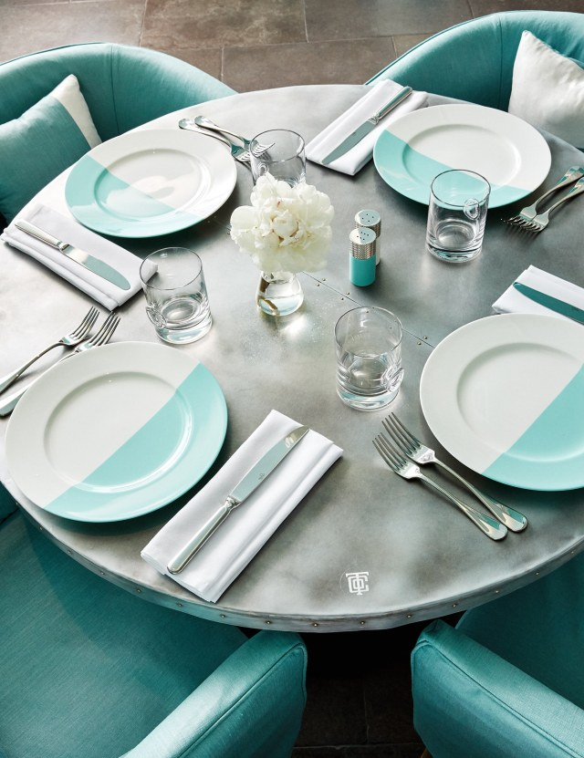 Tiffany & Co. Blue Box Cafe 4