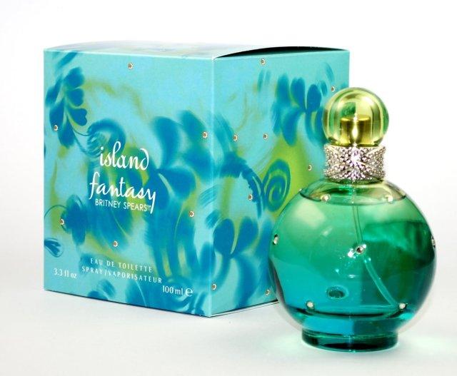Britney Spears Island Fantasy Bottle