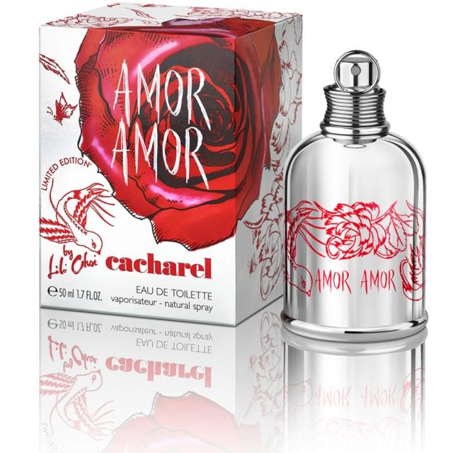 Cacharel Amor Amor by Lili Choi