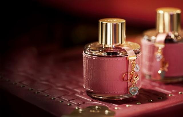 Carolina Herrera CH Love Pink Limited Edition Banner