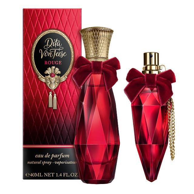 Dita Von Teese Rouge Bottles
