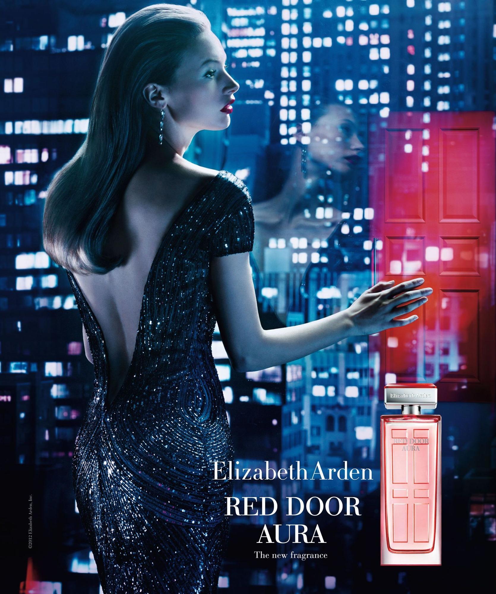 Elizabeth Arden Red Door Aura Yakymour