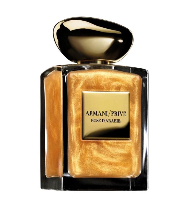 Giorgio Armani Privé Rose D_Arabie L_Or Du Desert Bottle