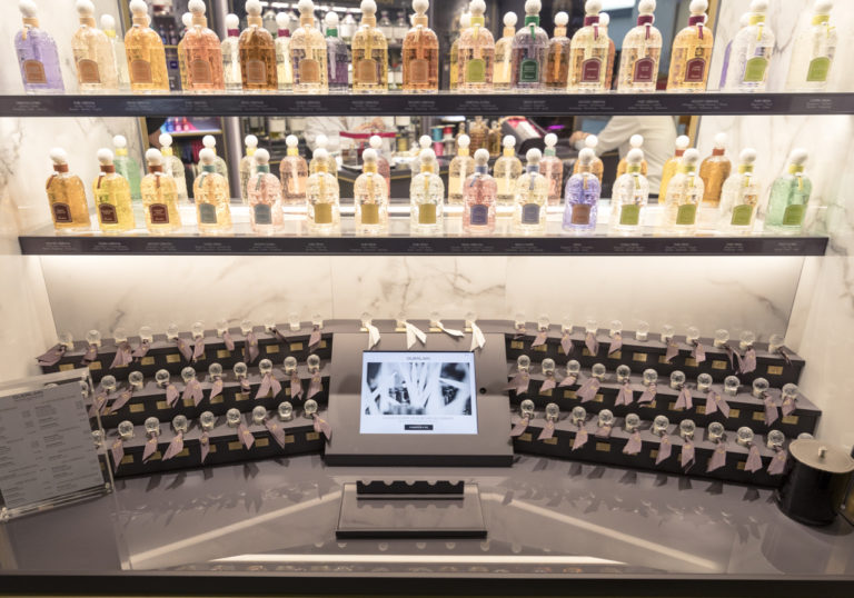 Retail– Perfumer Takes Guerlain Off Yakymour Travel In 45LjA3R