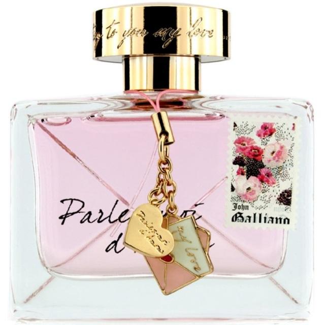 John Galliano Parlez-Moi d_Amour Charming Edition Flacon
