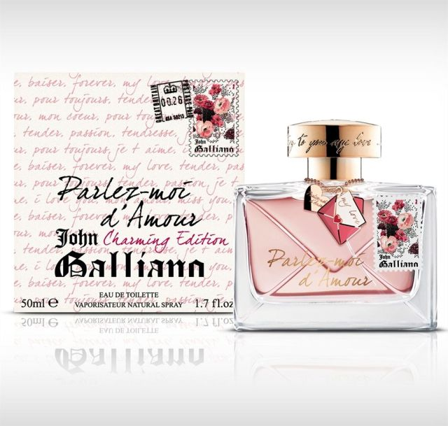 John Galliano Parlez-Moi d_Amour Charming Edition
