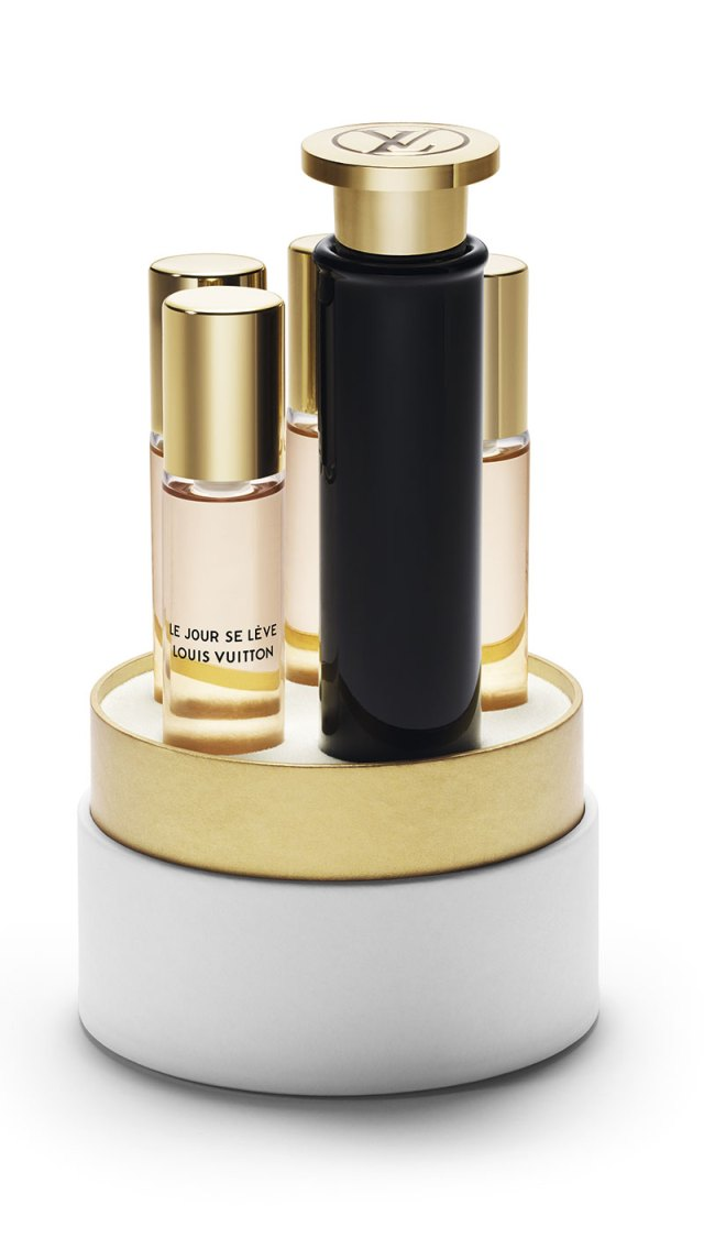 Louis Vuitton Le Jour Se Lève Travel Spray