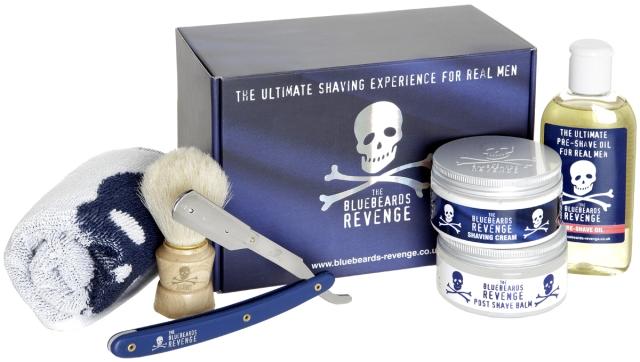 The Bluebeards Revenge Grooming set