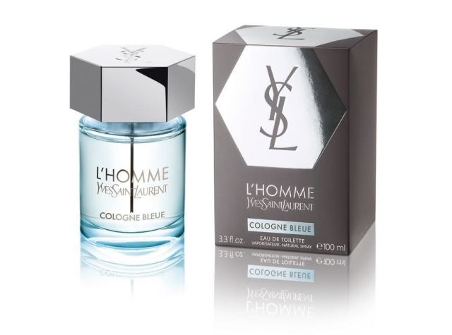 Yves Saint Laurent L'Homme Cologne Bleue Flacon