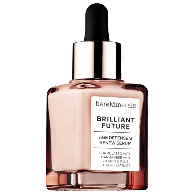 bareMinerals Briljant Furure Age Defense & Renew Serum