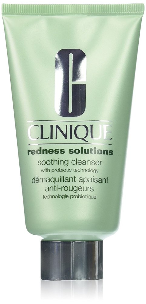 Clinique Redness Solutions Soothing Cleanser.