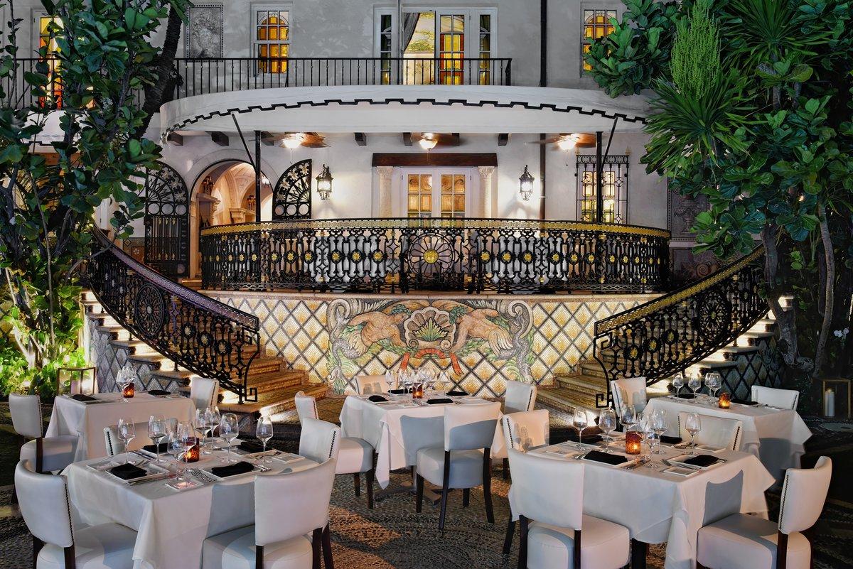 Villa Casuarina / Versace Mansion Miami Beach
