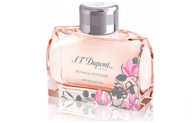 S.T.Dupont 58 Avenue Montaigne Limited Edition for Women