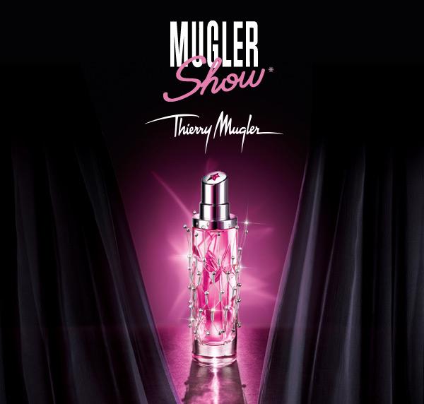 Thierry Mugler Mugler Show Banner