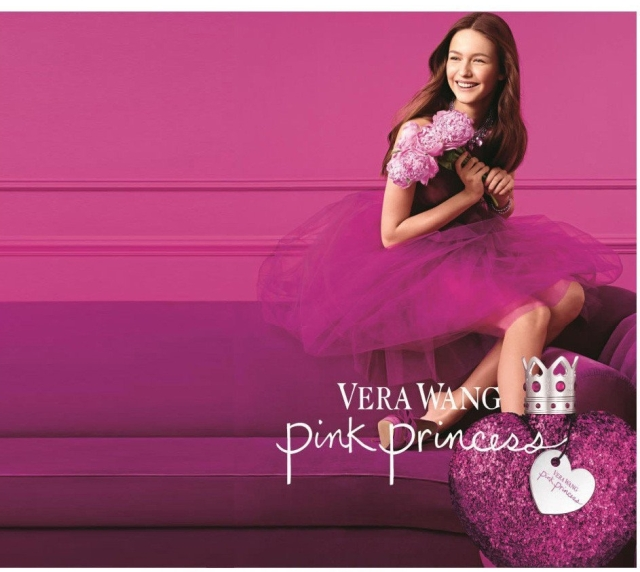 Vera Wang Pink Princess Banner