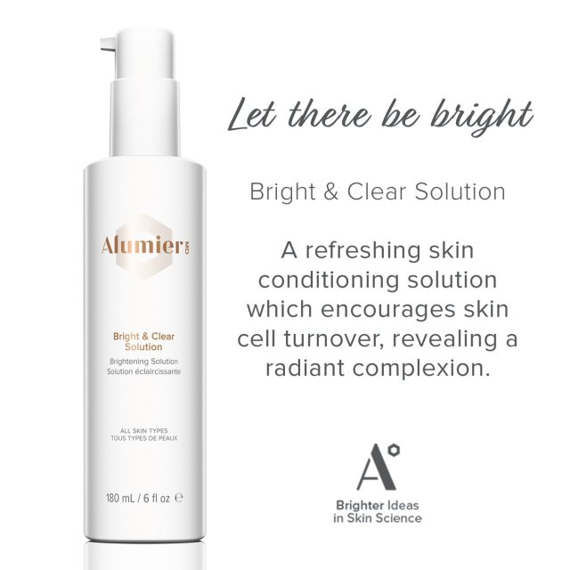 AlumierMD Bright & Clear Solution
