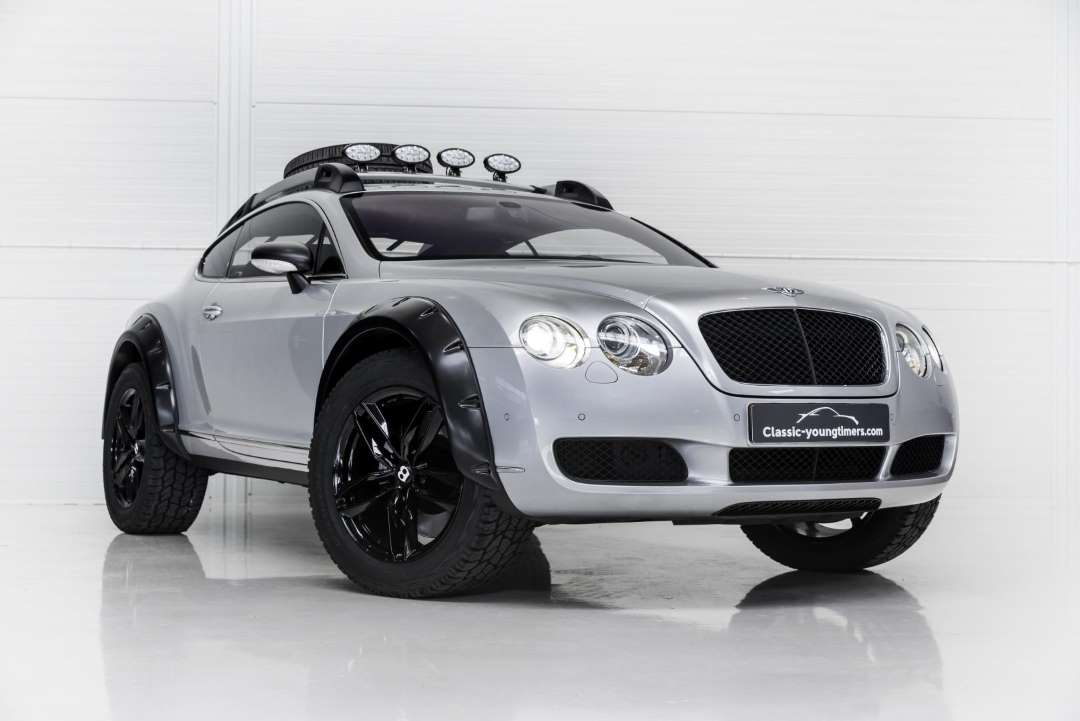 Bentley Continental GT 'Off Road'03