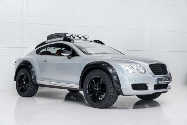 Bentley Continental GT 'Off Road'04