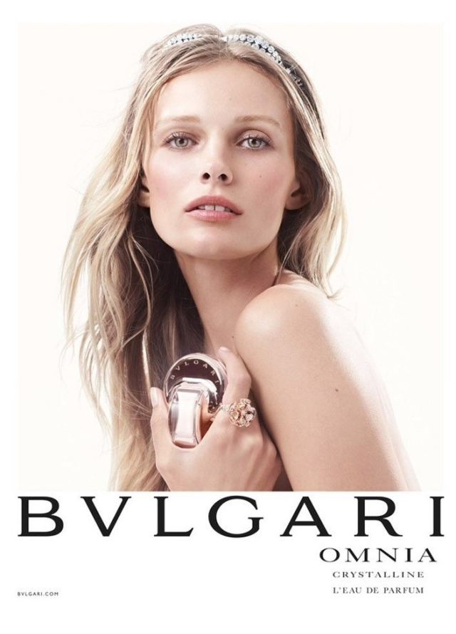 Bvlgari Omnia Crystalline Eau de Parfum Ad