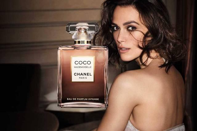 Chanel Coco Mademoiselle Eau de Parfum Intense Banner