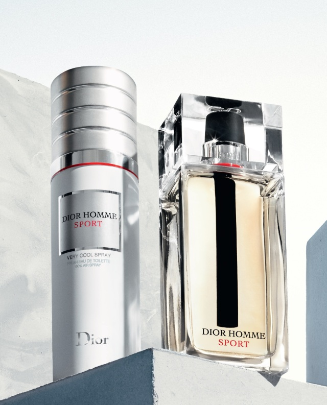 Christian Dior Homme Sport Very Cool Spray Flacons
