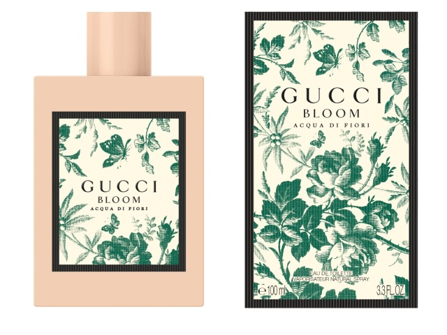 Gucci Bloom Acqua Di Fiori Flacon Box