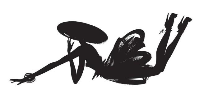 Guerlain La Petite Robe Noir Mon Eau de Lingerie Banner